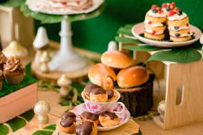 Eventos Txokolate con mesas dulces eventos empresa