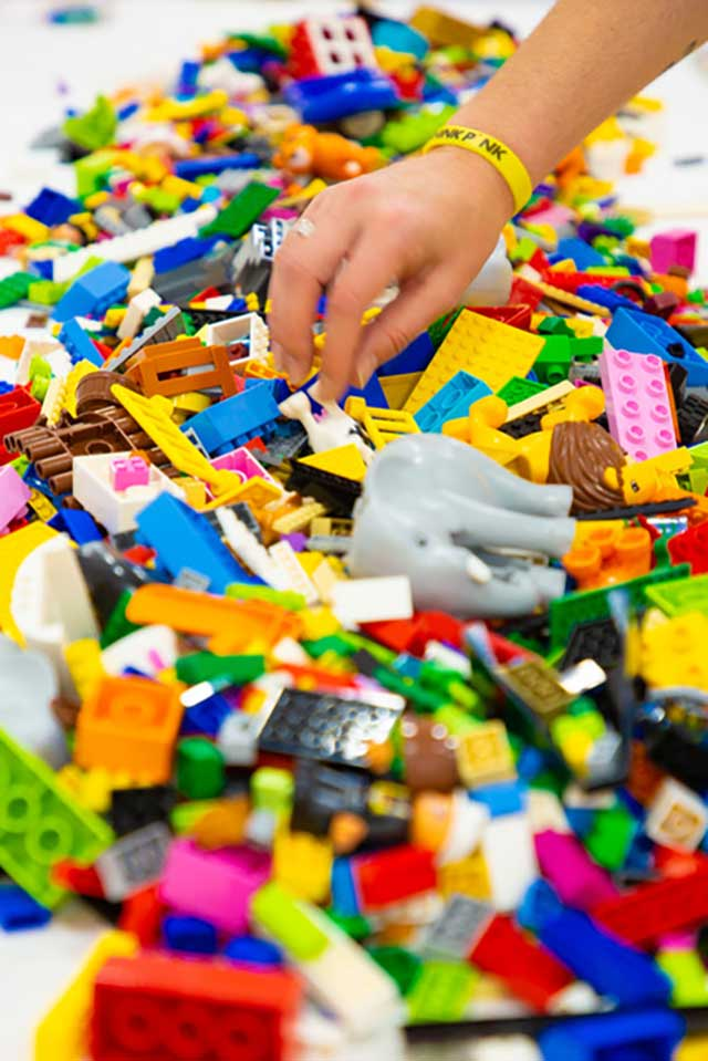curso Lego Yellow Serious Play